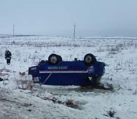 В ДТП в Руднянском районе пострадал человек