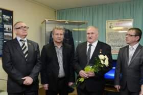 В Гагарине открылась выставка к юбилею космонавта Виктора Афанасьева