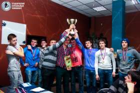 Итоги смоленской студенческой лиги