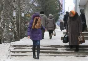 Скользкие дорожки Смоленска