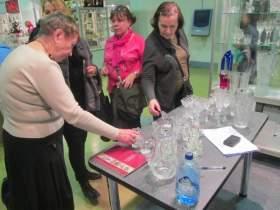 Смоленские мастера приняли участие в выставке «Ладья. Зимняя сказка»