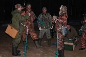 На Десногорском водохранилище прошел Российский рыболовный фестиваль