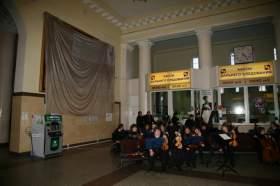 На железнодорожном вокзале Смоленска появилась новая картина