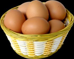 Яйца дорожают легально