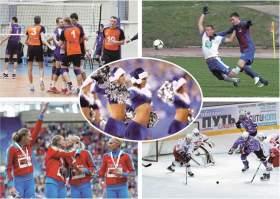 «Горячая спортивная десятка-2013»