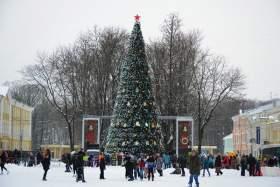 Новогодние мероприятия в центре Смоленска