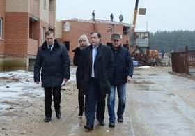 Губернатор Смоленской области проконтролировал решение в регионе жилищного вопроса