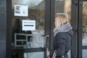 Смоленск заклеили ориентировками на террористов