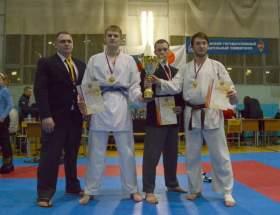 Смоляне выиграли командный кубок на чемпионате и первенстве ЦФО по сетокан
