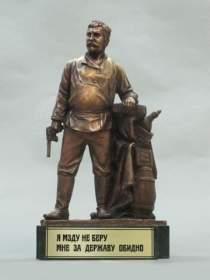 Памятник Павлу Верещагину будет готов к 14 февраля