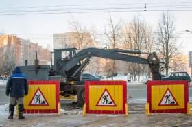 В Смоленске на улице Нормандия-Неман восстановили водоснабжение жилых домов