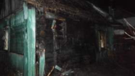 Пожар в Рославле: один человек погиб