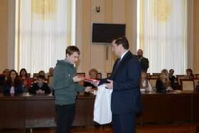 На Смоленщине наградили талантливую молодежь