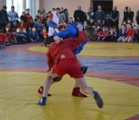 Смоленск собрал юных самбистов России и Беларуси