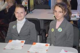 В Смоленске наградили юных математиков