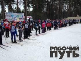 """По оценкам властей в """"Лыжне России"""" приняли участие около пяти тысяч смолян"""