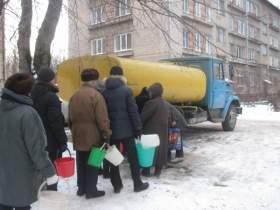 Жители центра Смоленска остались без воды
