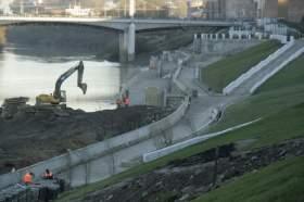 В Смоленске завершено расследование уголовного дела о халатности при строительстве набережной