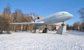В Смоленске хотят открыть музей в самолете