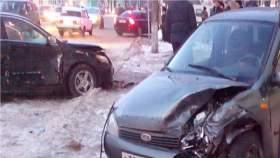 В ДТП в Смоленской области пострадал человек