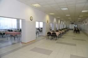 На реконструкцию столовой геронтологического центра «Вишенки» потратили около 10 миллионов рублей