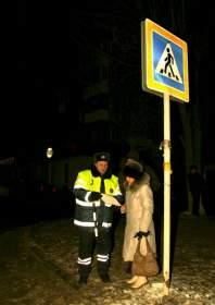 В рамках спецоперации «Пешеход» в Смоленской области выявили порядка 2000 нарушений ПДД