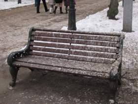 Почему на смоленских лавках нельзя сидеть