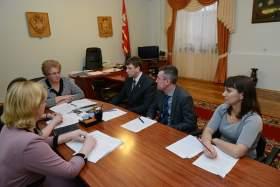 Ольга Окунева провела совещание по вопросу ликвидации очереди в детские сады