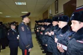 Смоленские полицейские пересдали нормативы