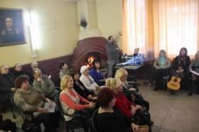 В Смоленске появилась литературная гостиная
