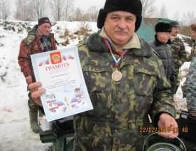 В Смоленской области соревновались рыбаки