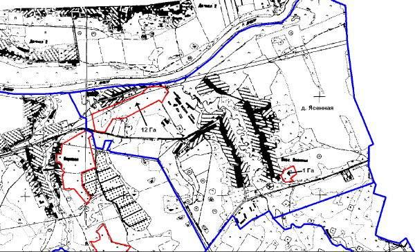 Захват земель в Смоленском