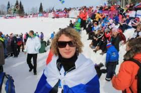 Смоляне на Олимпиаде в Сочи