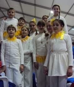 В Смоленске чествовали детей, которые спели на закрытии Олимпиады в Сочи