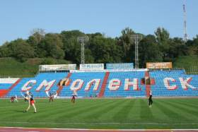 """Всех работников cмоленского стадиона """"Cпартак"""" уволят 1 апреля"""