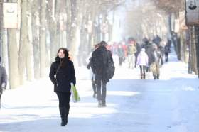 Второе пришествие зимы в Смоленск