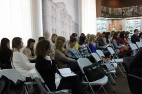 Губернатор Смоленской области обсудил со студентами СмолГУ проблемы региональной журналистики