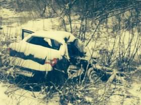 В Смоленске в ДТП с маршруткой погиб человек