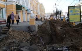 Когда закопают яму в центре Смоленска