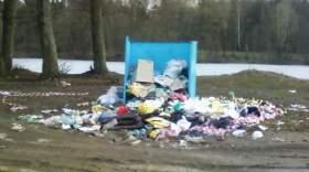 Нижняя Дубровенка тонет в мусоре