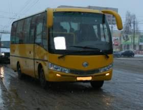 «Смоленский центр Ютонг» накажут рублем за грязные автобусы