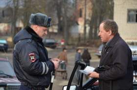 В трех районах Смоленской области полицейские провели операцию «Правопорядок»