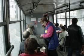 С 1 апреля в Смоленске подорожают проездные билеты