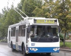 Троллейбус пойдет по новой линии