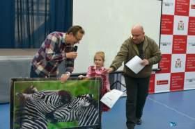 В Смоленске наградили юных зоопапарацци
