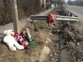 В Смоленске в аварии погибла девушка