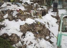 Преступник хранил героин на Сафоновском городском кладбище