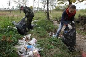 В Смоленске пройдет экологическая акция «Очистим планету от мусора»