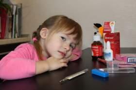 Смоленские дошкольники стали чаще болеть гриппом и ОРВИ