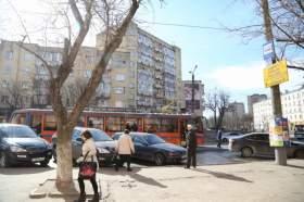 В Смоленске исчезли остановочные павильоны на улице Николаева